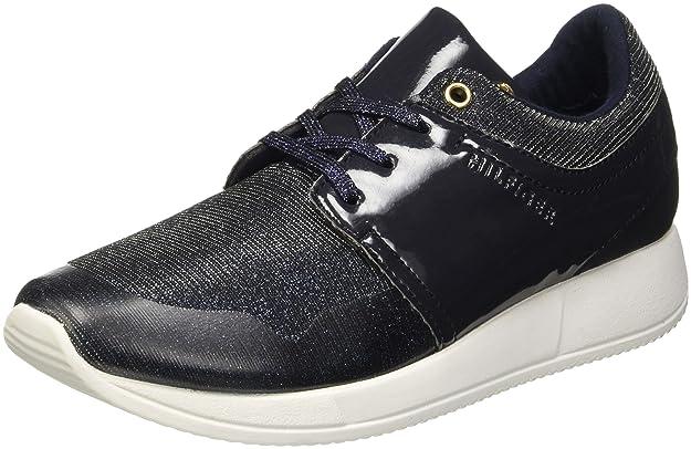 Tommy Hilfiger Damen S1285amantha 2c2 Sneakers: Amazon.de: Schuhe &  Handtaschen