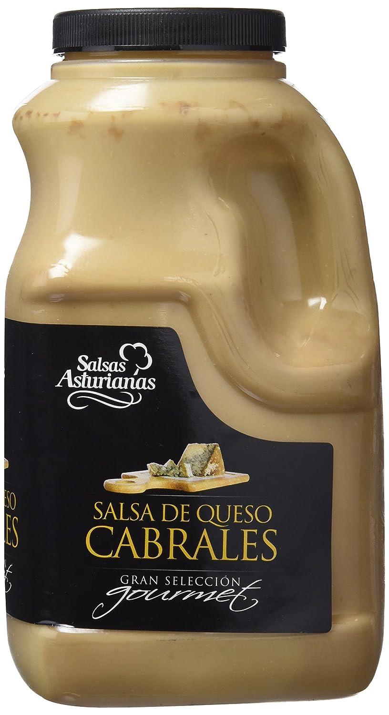 Salsas Asturianas Salsa Queso Cabrales - 1000 gr: Amazon.es: Alimentación y bebidas