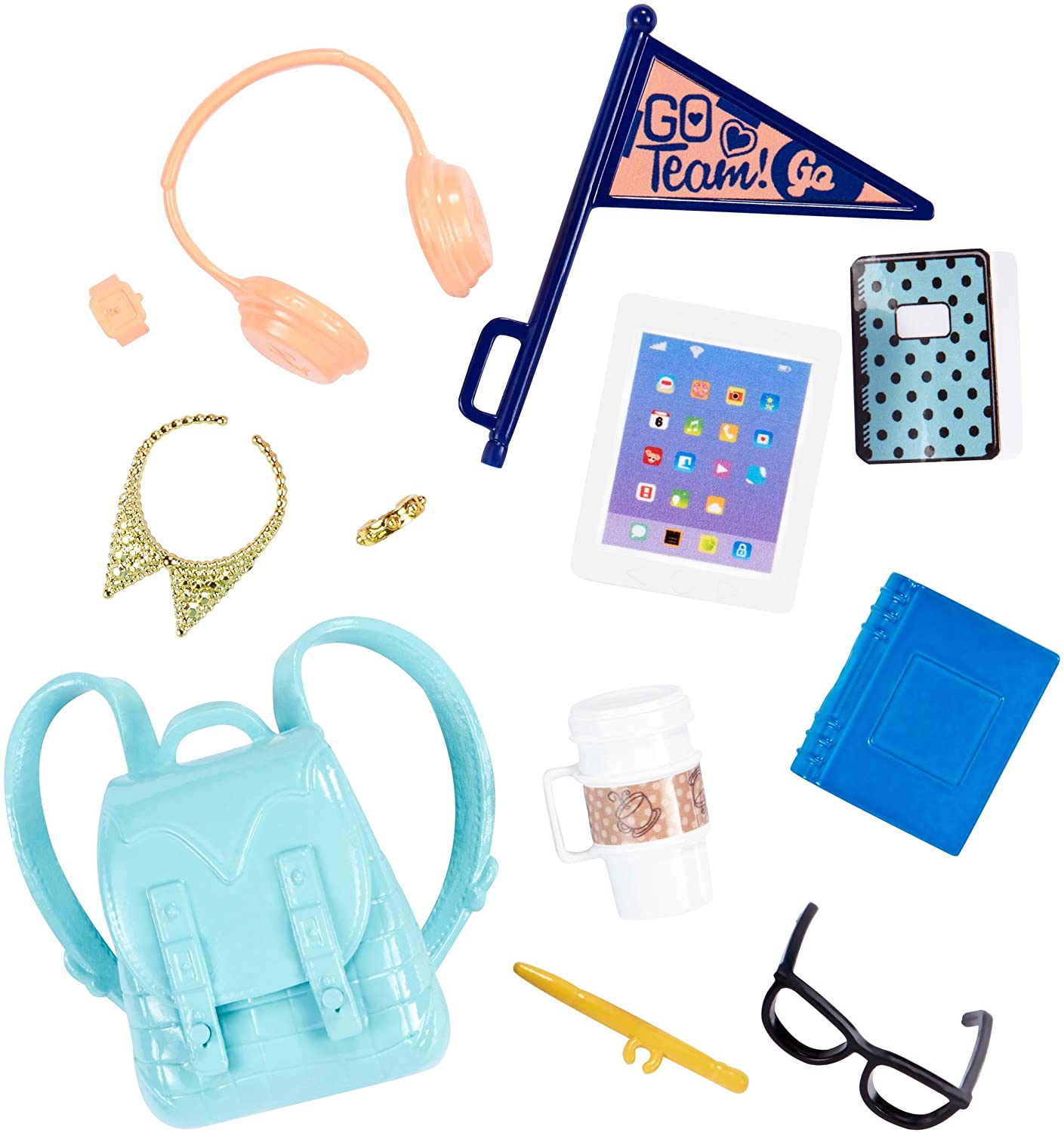 Barbie Fashion School Spirit Accessory Pack