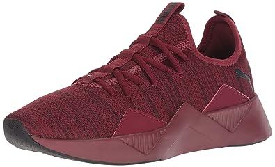 c6bb97c69abcf1 PUMA Women s Incite Modern Sneaker Pomegranate Black