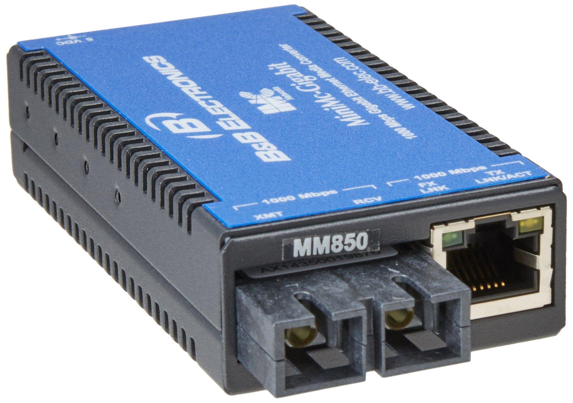 Minimc-gigabit TX/SX-MM850-SC 300M 1000MB COPPER/1000MB Fiber