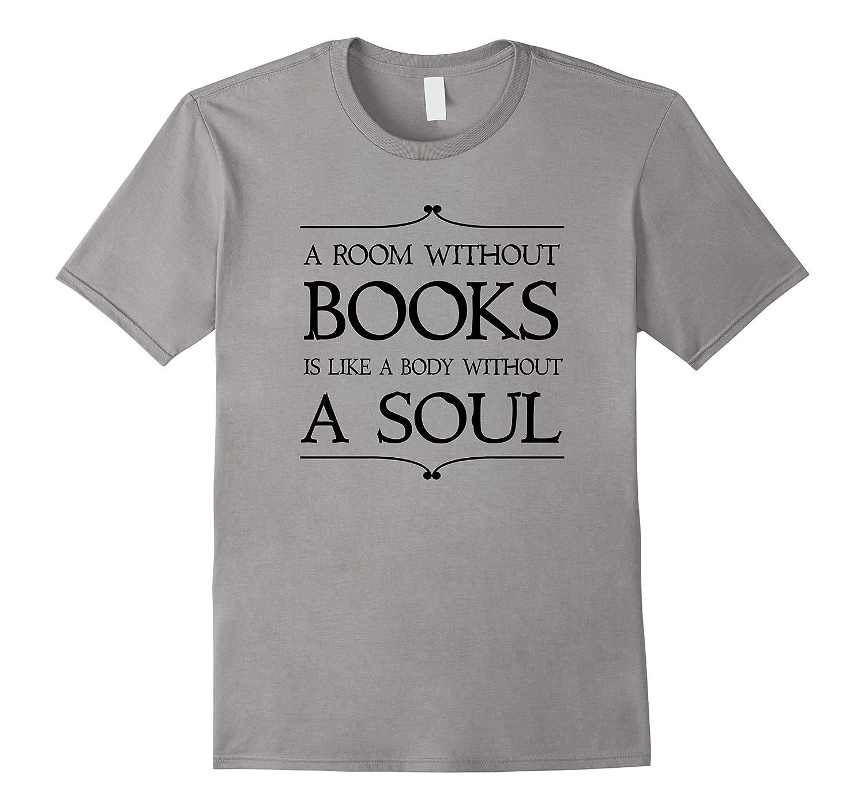 Book Club T-shirt Reading Librarian English Teacher Gift-TD