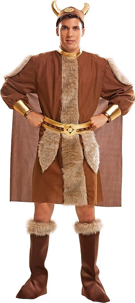 My Other Me Me-201217 Disfraz de vikingo para hombre, M-L (Viving ...