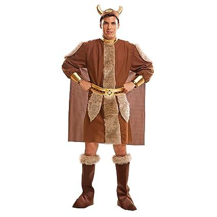 My Other Me Me-201217 Disfraz de vikingo para hombre, ML (Viving Costumes 201217