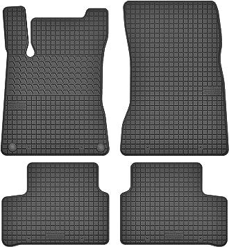 Motohobby Gummimatten Gummi Fußmatten Satz Für Mercedes Benz A W177 B W247 Cla C118 X118 Ab 2018 Passgenau Auto
