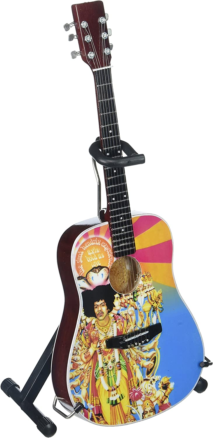 "Axe Heaven: Jimi Hendrix ""Axis: Bold As Love"" Acoustic Model. para ..."