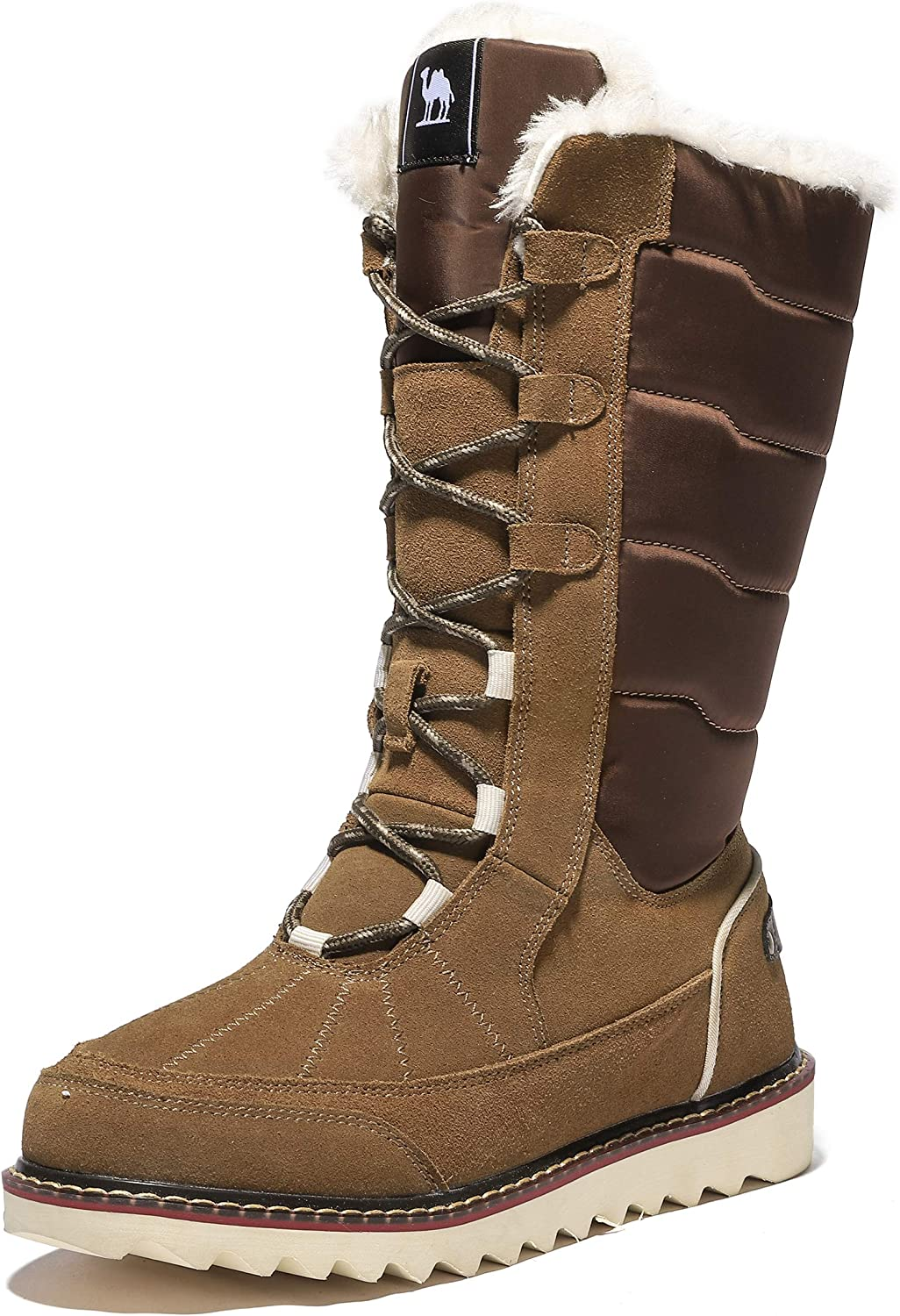 CAMELSPORTS Women's Snow Boots
