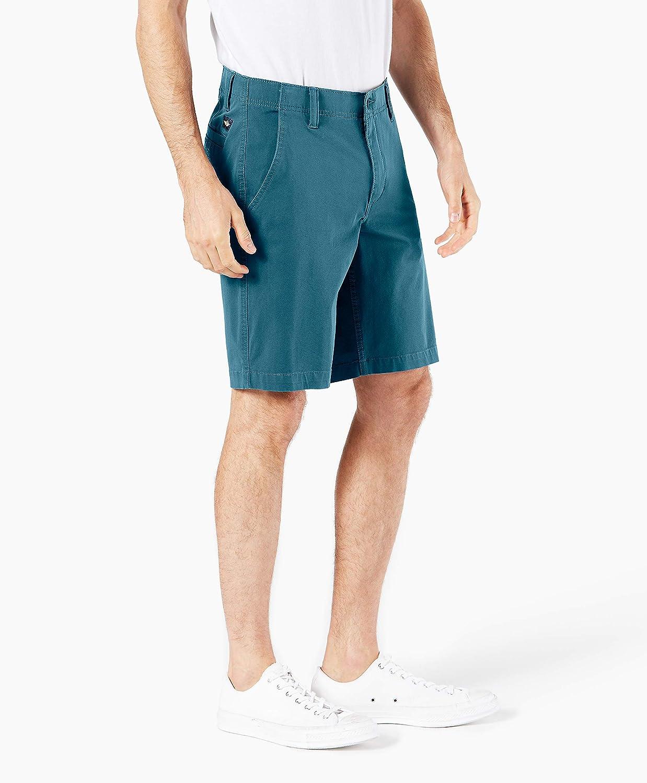 Dockers Men/'s Straight Fit Chino Smart 360 Flex Shorts