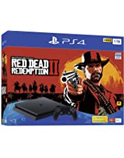 PlayStation 4 1TB - Red Dead Redemption Bundle