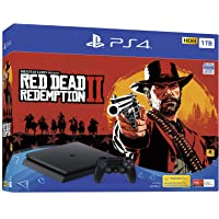 PlayStation 4 1TB - Red Dead Redemption Bundle Standard Version