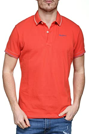 Pepe Jeans London Polo Pepe Jeans 240 Angelico: Amazon.es: Ropa y ...