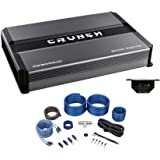Crunch PD3000.1D 3000 Watt Mono Car Stereo Amplifier Class D Pro Power+Amp