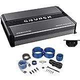 Crunch PD3000.1D 3000 Watt Mono Car Stereo Amplifier Class D Pro Power+Amp