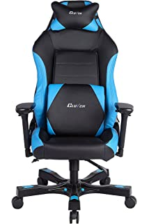 Shift Series Alpha Mid-Sized Gaming Chair (Black/Blue)