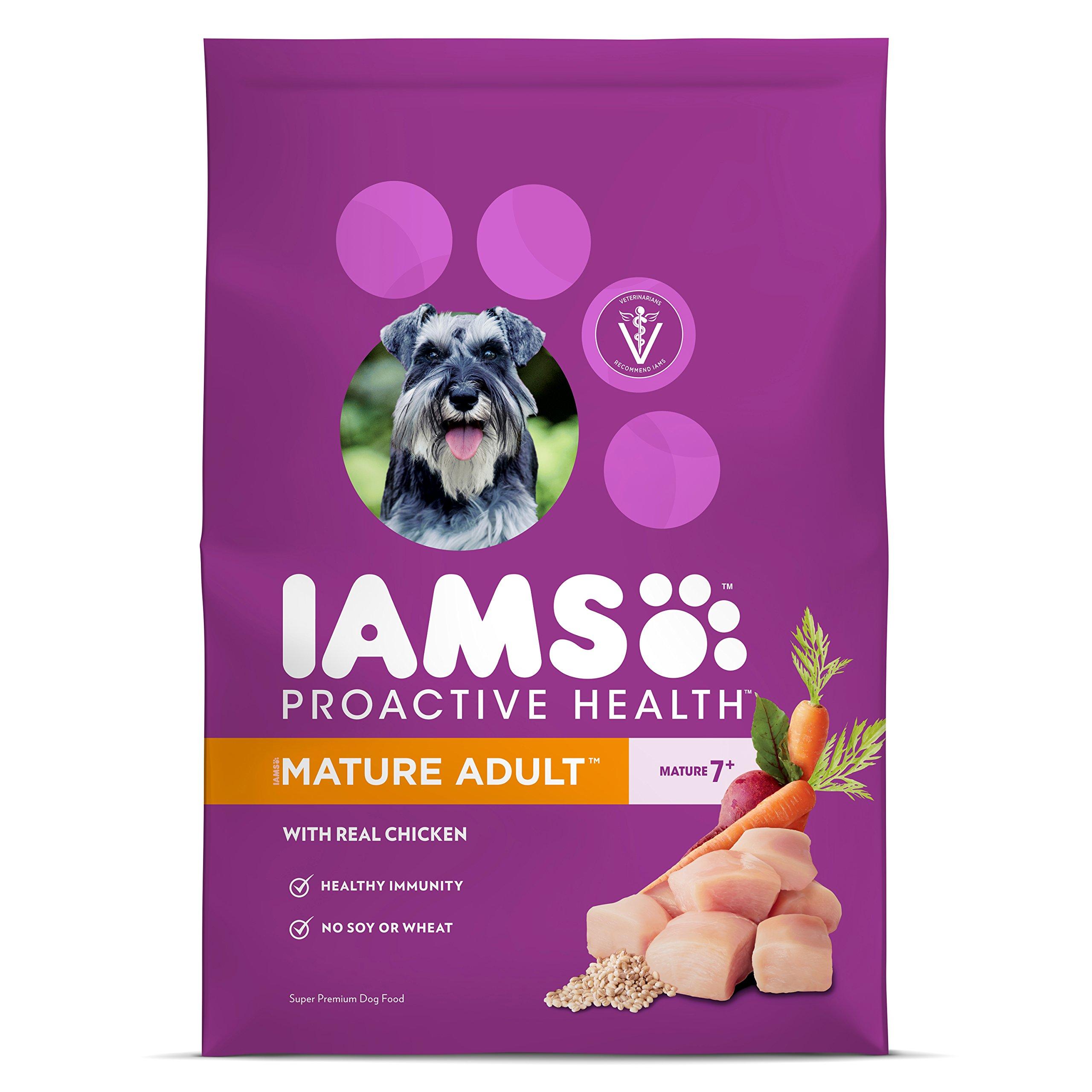 Iams ProActive Health Mature Dry Dog Food for Dogs