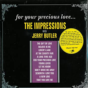 For Your Precious Love Vinyl Amazon Co Uk Music