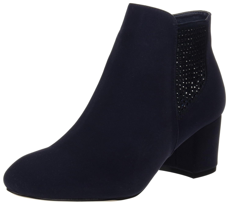 MTNG Originals 61363, Zapatos de Tacón con Punta Cerrada para Mujer Azul (Peach Marino)