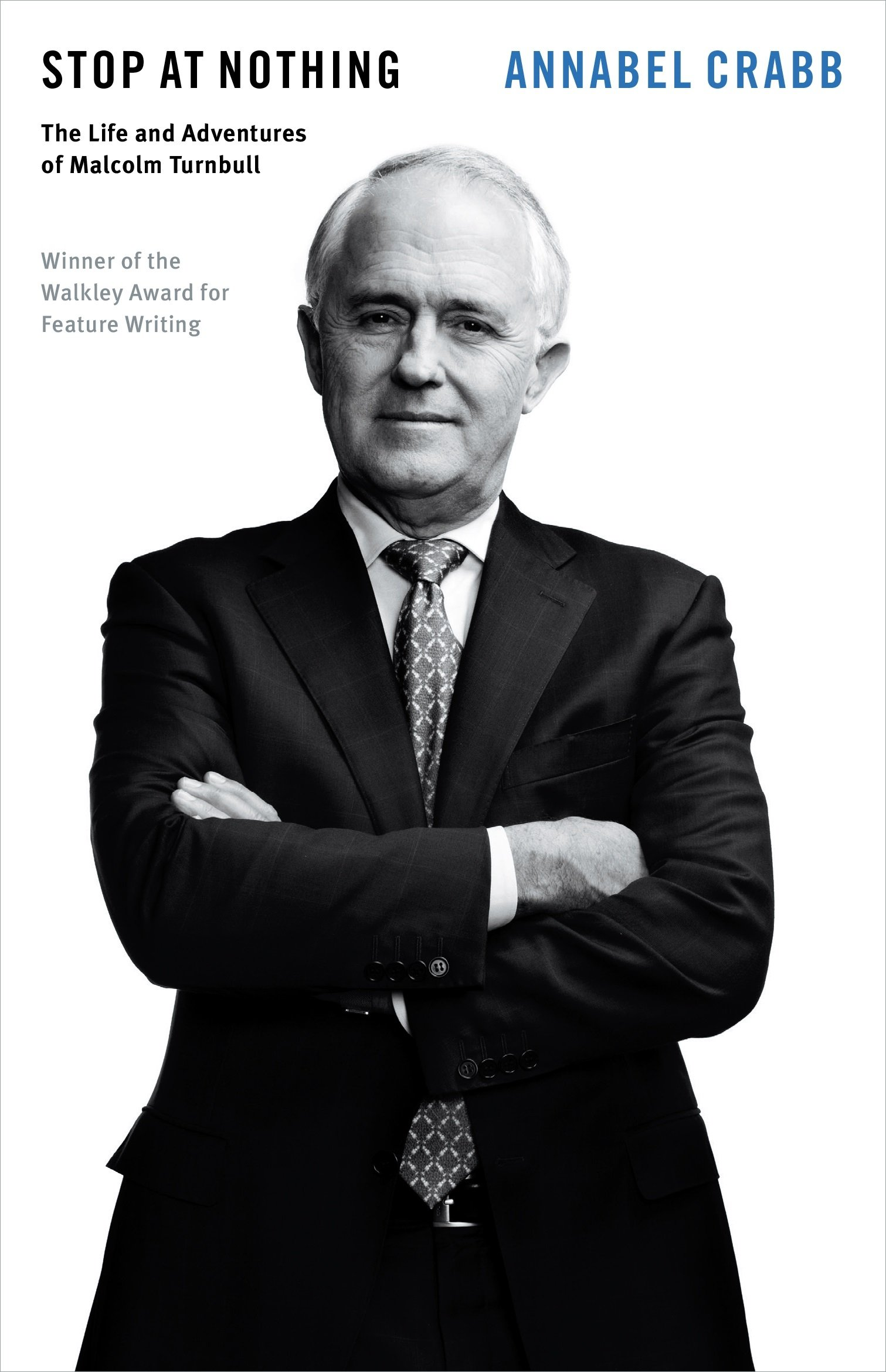 Download Stop at Nothing: The Life and Adventures of Malcolm Turnbull pdf epub
