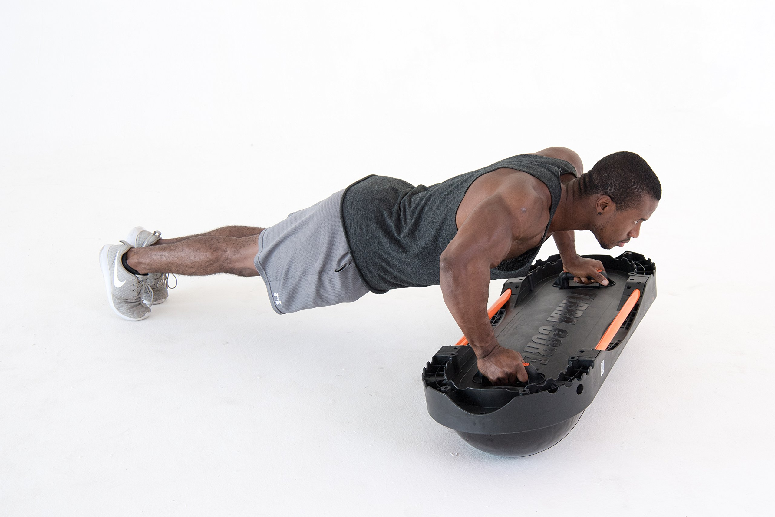 Terra Core Balance Trainer, Stability, Agility, Strength, Functional Fitness, Core Exercises, Abs Workout, Pushups, Weight Bench. by Vicore Fitness (Image #3)