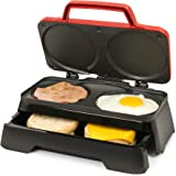 Amazon Com West Bend Tem500w Egg And Muffin Toaster