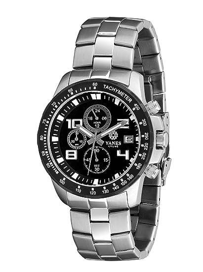 Yanes 120300008 - Reloj de Caballero de Quarzo