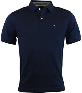 0c4c1c5e Tommy Hilfiger Men's Classic Fit Polo at Amazon Men's Clothing store: