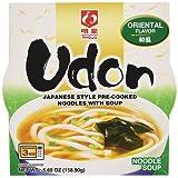 Myojo Bowl Flavored Udon Noodles, Oriental, 5.6 Ounce