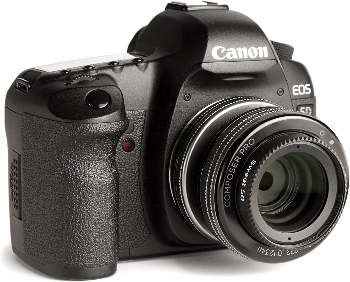 Lensbaby Lb 3u8c Composer Pro Ii Mit Sweet 50 Optik Für Kamera