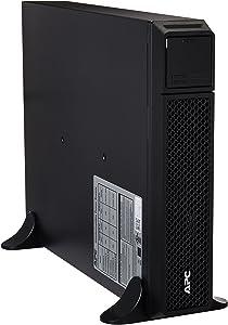APC UPS 2200VA Smart-UPS Single Phase Online Uninterruptible Power Supply (SRT2200XLA)