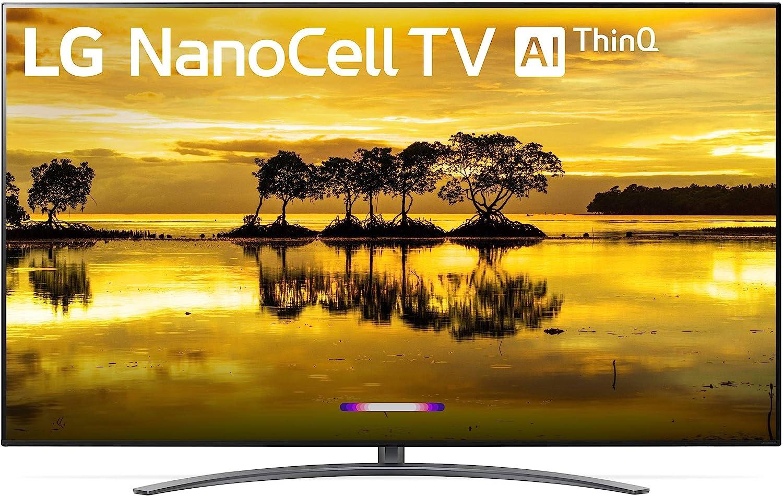 "LG 75SM9070PUA Alexa Built-in Nano 9 Series 75"" 4K Ultra HD Smart LED NanoCell TV (2019)"