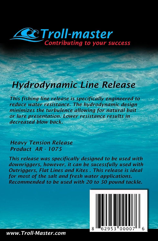 Sports & Fitness TrollMaster Hydrodynamic Fishing Line Release ...