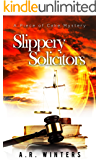 Slippery Solicitors: A Piece of Cake Mystery (Piece of Cake Mysteries Book 4)