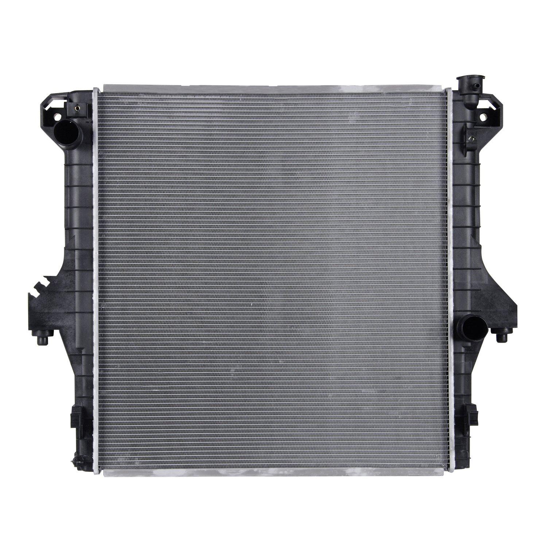 Spectra Premium CU2711 Complete Radiator for Dodge RAM