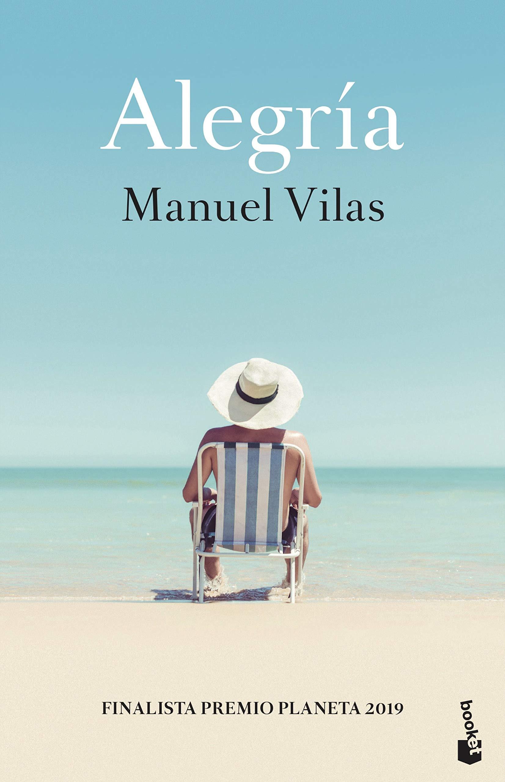 Alegría (Colección Especial 2020): Amazon.es: Vilas, Manuel: Libros