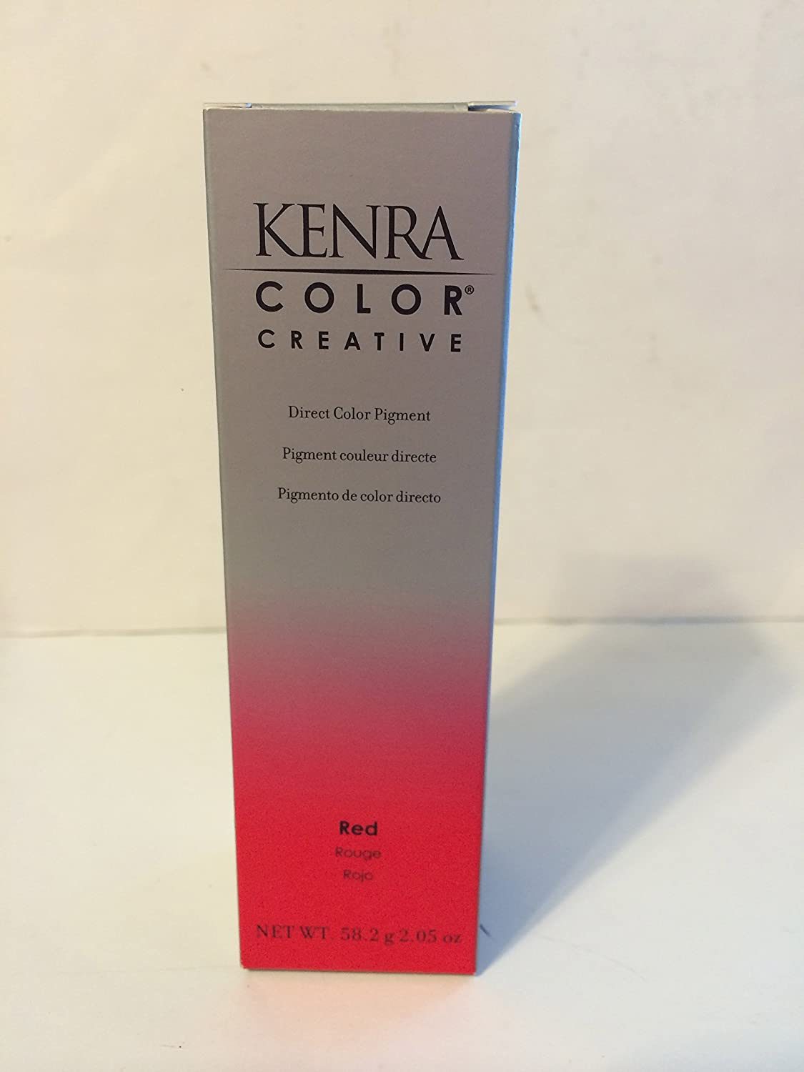 Kenra Color Creative Direct Color Pigment - RED 2.05 oz