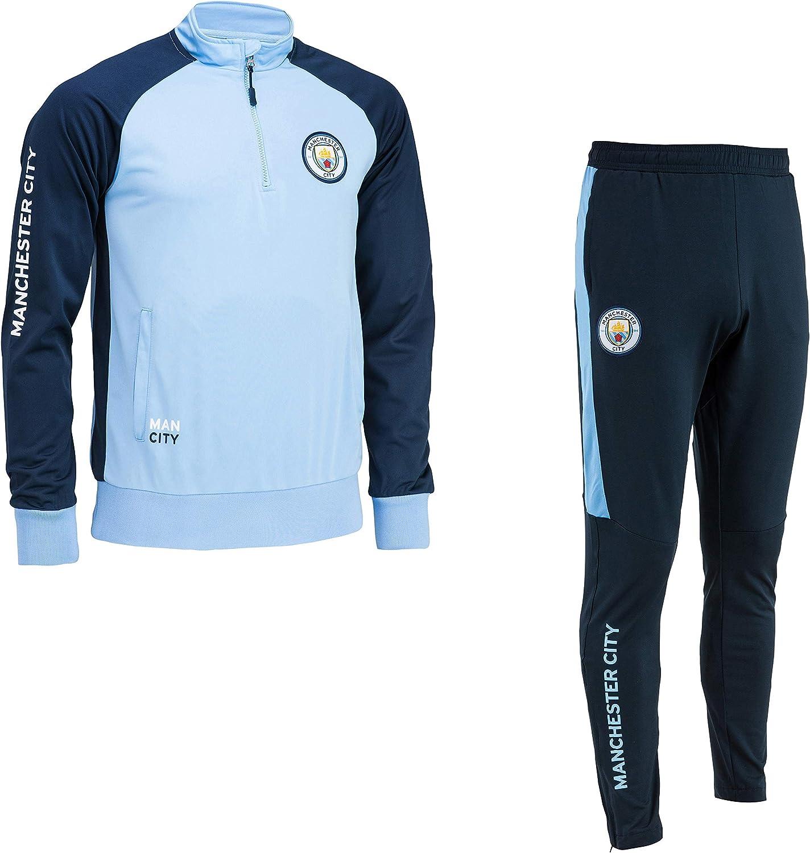 Manchester City Chándal Training fit Colección Oficial - Talla de ...