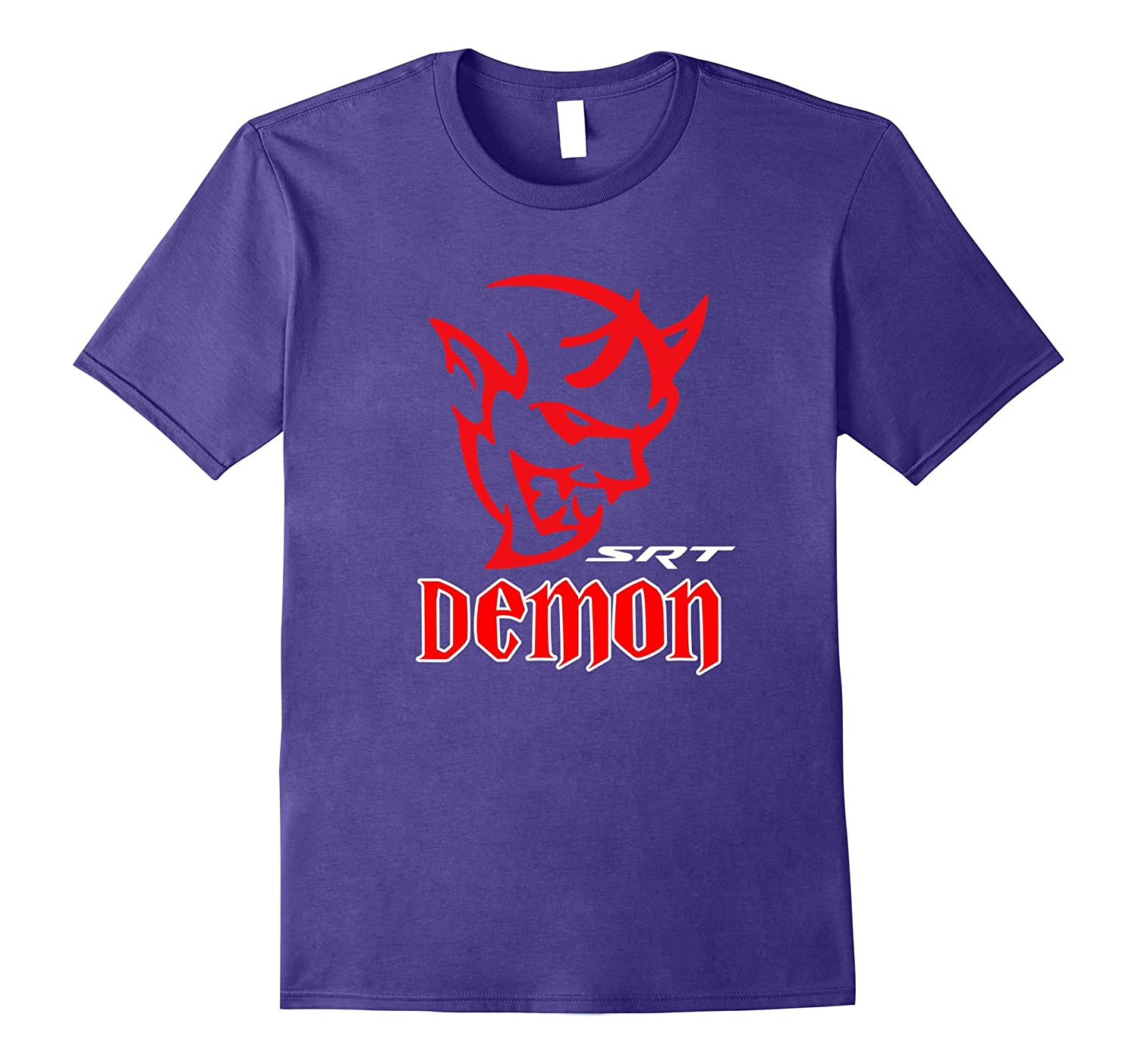 DODGE SRT DEMON T SHIRT, Srt Hell Cat Dodge V3-BN