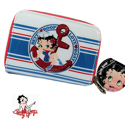 Betty boop billetero pequeÑo love boat: Amazon.es: Zapatos y ...