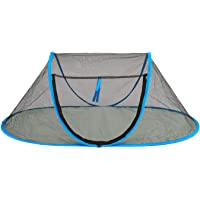 Fooubaby Cat Tent Pop Up Cat House Outside Pet Enclosure Tent Indoor Playpen Portable for Cats Small Dogs in Deck, Yard…