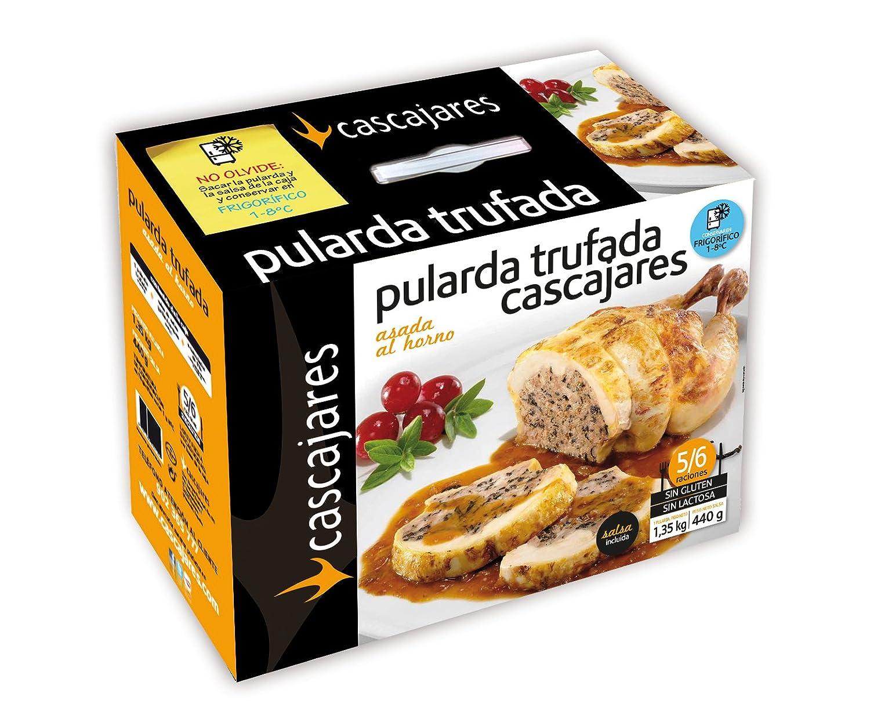 CASCAJARES - Pularda trufada asada al horno (producto precocinado ...