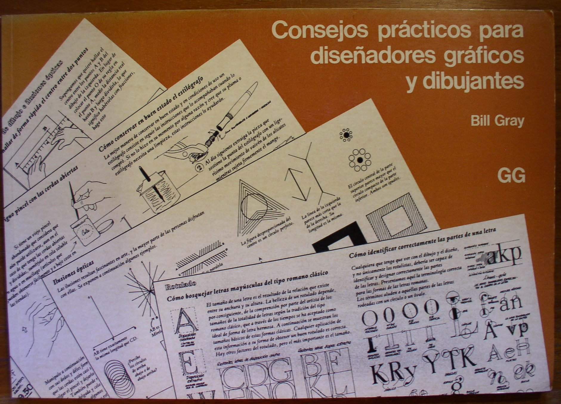 Consejos prácticos para diseñadores gráficos y dibujantes: Bill Gray: 9789686085839: Amazon.com: Books