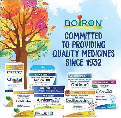 Amazon.com: Tubo de 80 comprimidos homeopáticos 6C de ...