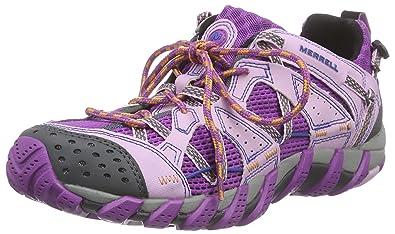 Merrell Waterpro Maipo, Damen Bootsportschuhe, Mehrfarbig (adventurine/purple), 42 Eu (8 Damen Uk)