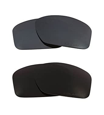 b340eb8dd5 Image Unavailable. Image not available for. Color  VALVE Replacement Lenses  Polarized Black   Black Iridium by SEEK fits OAKLEY