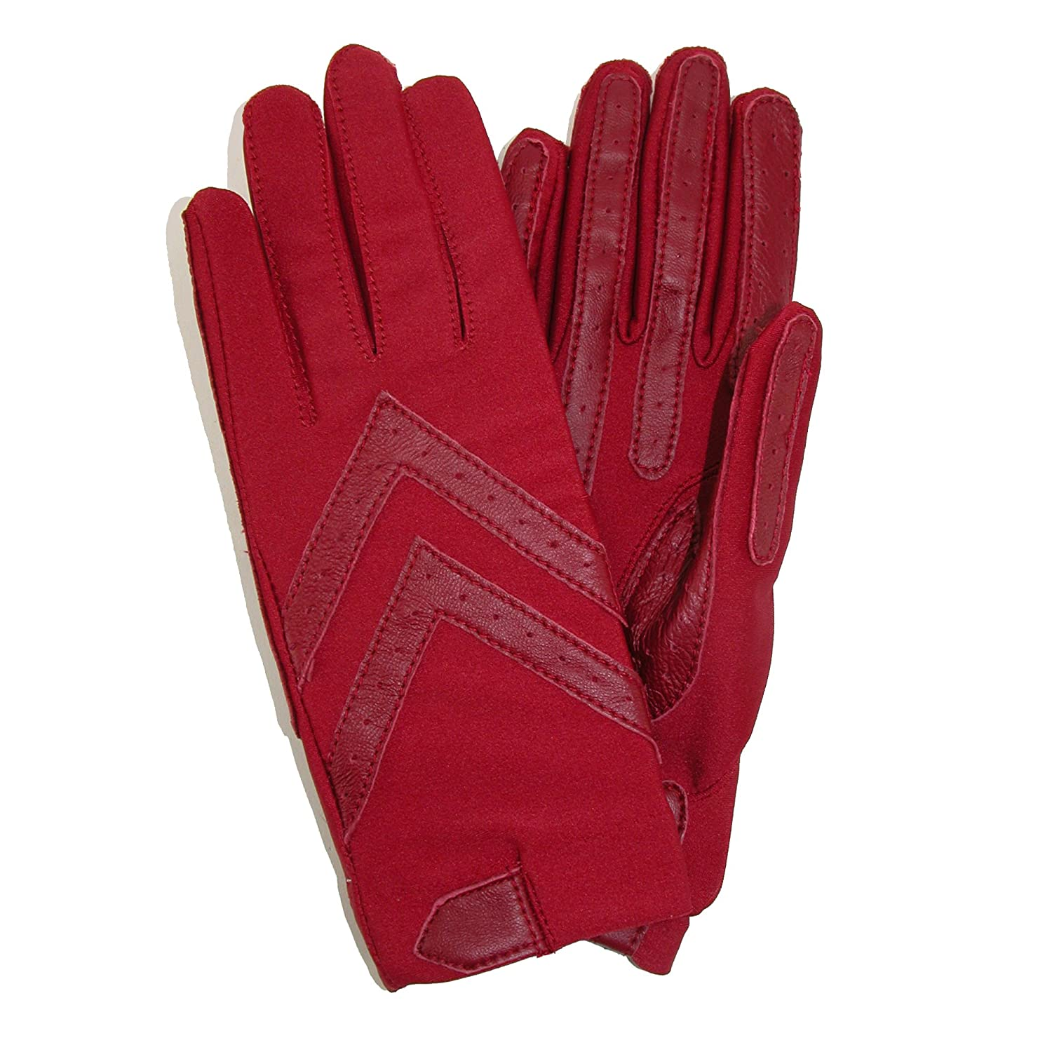 Driving gloves isotoner - Totes Isotoner Womens Unlined Leather Palm Driving Gloves Pack Of 2 At Amazon Women S Clothing Store Cold Weather Gloves