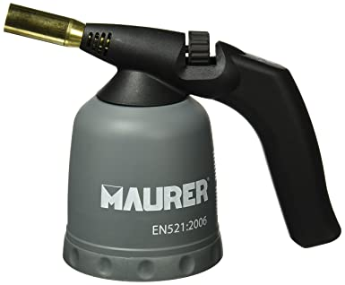 Maurer 2650160 Soplete a Cartucho 0 W, 0 V