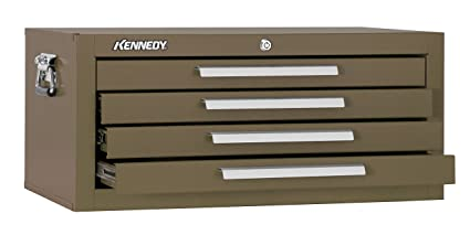 Kennedy Manufacturing 2604B 4 Drawer Mechanicsu0027 Base Cabinet, 26u0026quot;, ...