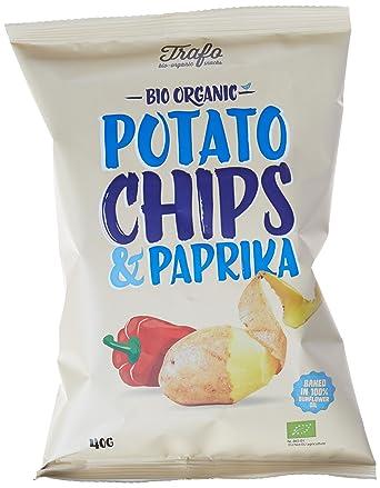 Trafo Paprika Crisps Organic 40 g (Pack of 15)  Amazon.co.uk  Grocery aa139790f8