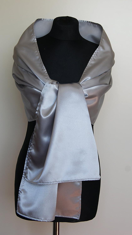 6444c8167a Chal saten color gris plata novia boda  1541006206-303665  - €8.52