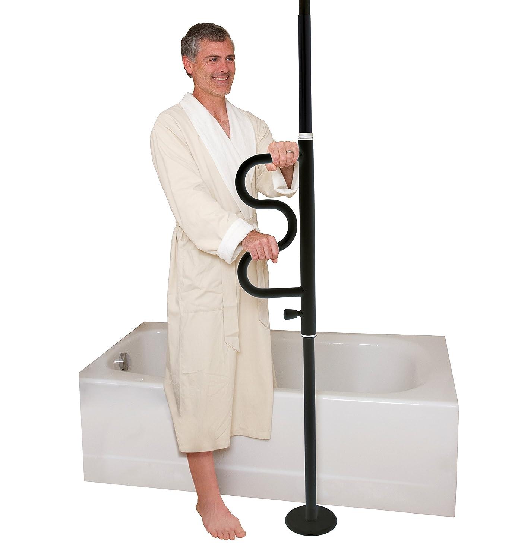 Amazon.com: Stander Security Pole & Curve Grab Bar - Elderly ...